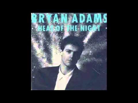 Bryan Adams interview 1988 - A slightly adversarial interview