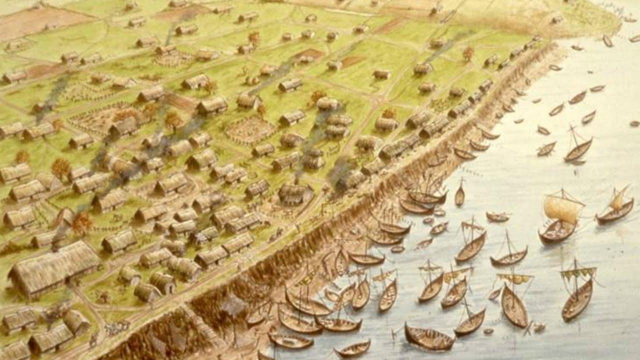 Housing Of Dark Ages Britain
