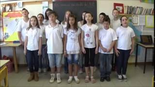 video L'inno della scuola Primaria di Santa Luce.