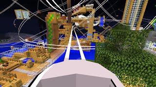 Minecraft: ULTIMATE ROLLER COASTER