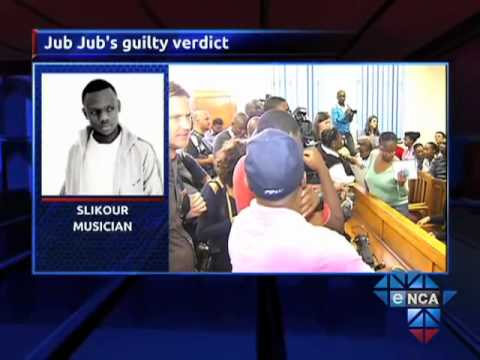 Enca | Interview With Hip Hop Artist Slikour On Jub Jub Case video