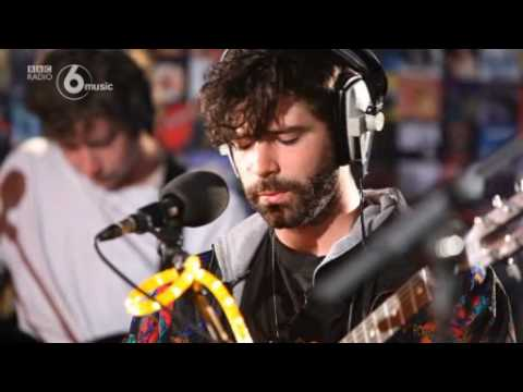Foals - Blue Blood Live [BBC Radio 6] Video