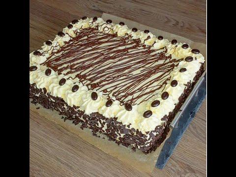Çikolatalı Yaş Pasta Tarifi Videosu - Yaş Pasta Tarifleri