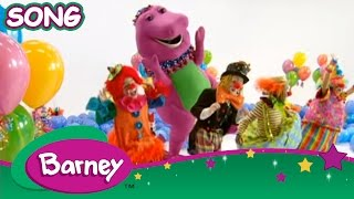Watch Barney Laugh With Me video