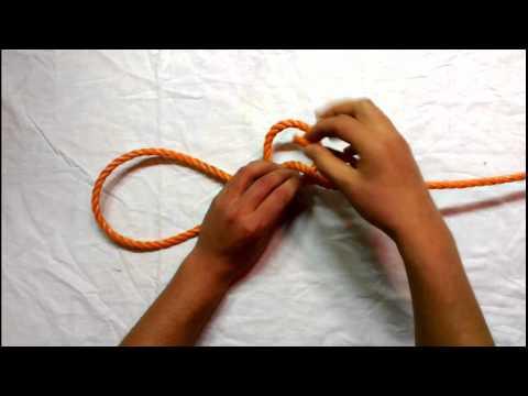 Uitleg van vier basis scouting knopen - YouTube: www.youtube.com/watch?v=qwqQ68oLH0Y