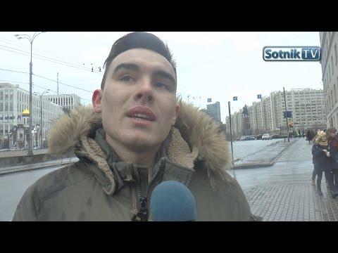 МОСКВИЧ ПРОВЕЛ ПОЛИТИНФОРМАЦИЮ ДЛЯ SOTNIK-TV