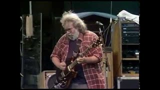 Grateful Dead 7/10/87 Iko Iko/Jack Straw JFK Stadium