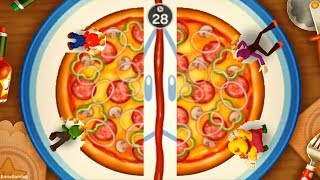 Mario Party: The Top 100 Minigames - Mario Vs Luigi Vs Waluigi Vs Wario