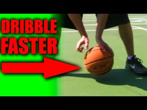 How to Dribble a Basketball Fast - Notic Dribbles | Snake
