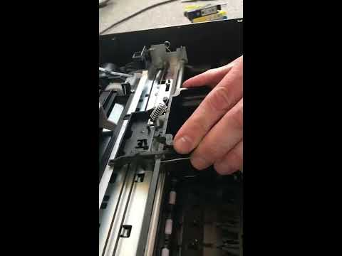 HP Photosmart 5520 Black Ink Problem
