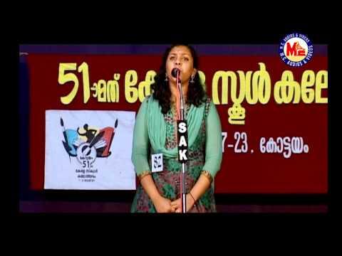 Malayalam Padyam Chollal 21 - Gandhari Veendum Karayunnu (koppam Vijayan) video