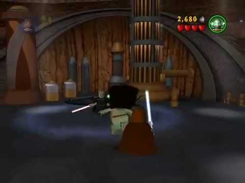 LEGO Star Wars: The Video Game Campaign Part 8