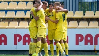 Highlights Villarreal C 4-0 Jove Español