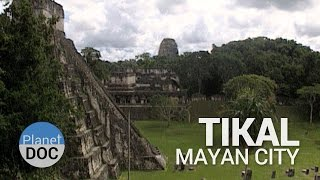 Tikal. Mayan City | History - Planet Doc Full Documentaries