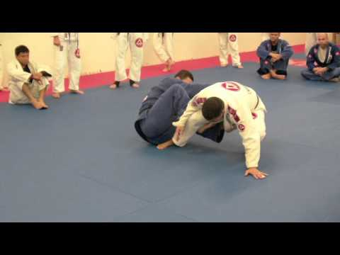 Brazilian Jiu Jitsu Video: Taking the Back from De la Riva Guard with Raphael Da Costa Vasconcellos Image 1