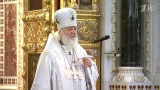 Рождественское богослужение возглавит Патриарх Кирилл в Храме Христа Спасителя.