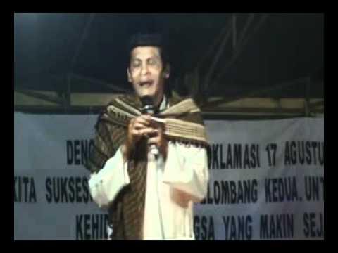 ceramah lucu ustadz hamdhani akbar kalimantan #2