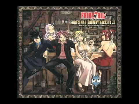 Fairy Tail Main Theme Slow And Rock Versions