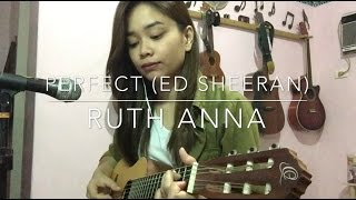 Download Lagu Perfect (Ed Sheeran) Guitalele Cover - Ruth Anna Gratis STAFABAND