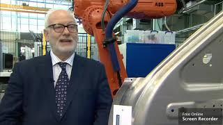 Midlands Today - WMG/University of Warwick researchers discuss involvement of Very Light Rail