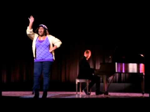 Glee Season 1 1 Full Length Audition Piece Mercedes