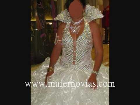 Vestidos De Novia Para Gitanas  Batas De Novia  Novias Con Su Vestido