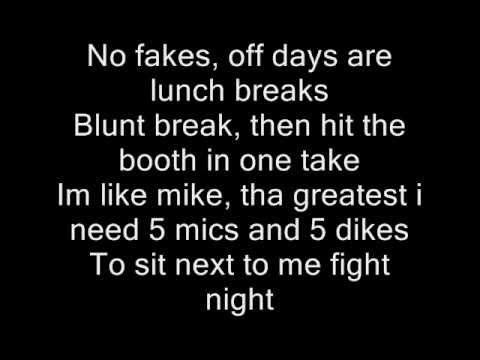 First Song Back - Gucci Mane + Lyrics