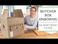 Butcher Box Unboxing | See What's Inside The Box
