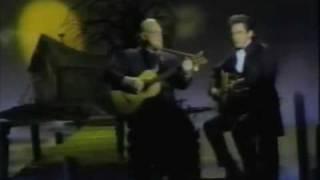Johnny Cash And Burl Ives Medley Avi