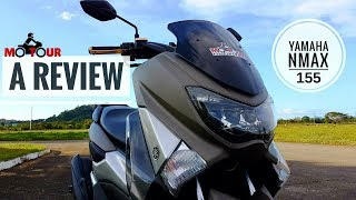 Yamaha NMAX 155 - Best in the segment? [ENG SUB]