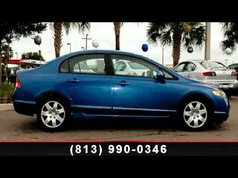 2010 Honda Civic - Credit Union Dealer - Brandon Honda - Br