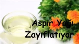 Aspir Yağı Zayıflatıyor