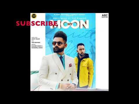 Download Lagu  Amrit Maan : My Moon | The PropheC | Mahira Sharma | Tru Makers | Latest Punjabi Song 2019 Mp3 Free
