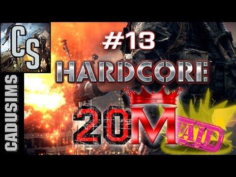 HARDCORE 20M #13 - Choque do Trovão Fail