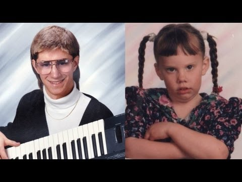 Awkward Family Photos: Greatest Yearbook Photos Of All Time