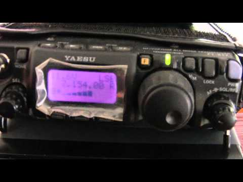 Yaesu FT-817 QRP (Im Not Beleived) PART 1