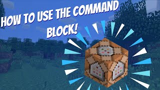 Minecraft 1.11 How To Get The Command Block!