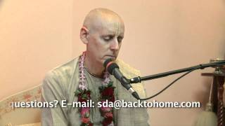2010.04.06. BG 2.70 Lecture by H.G. Sankarshan Das Adhikari - Riga, LATVIA