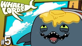 Minecraft - Whale Lords: Whale Butter [5]