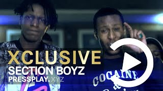 Section Boyz | Sleeks, Swift & Deepee | From Time @TeamSqueeze @itspressplayent