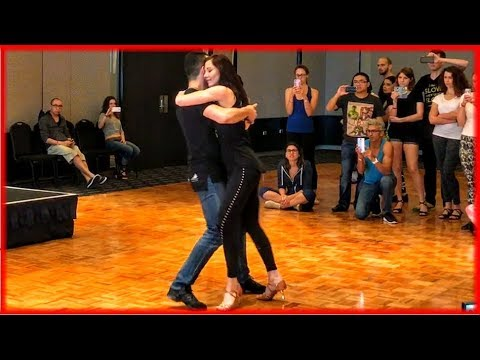Zouk Dance | Alisson Sandi & Kylie Roots | Casa Do Zouk 2017