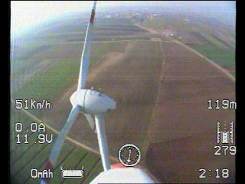World's Best FPV EZ* Video! RC Plane Onboard Camera Crash Accident Wind Turbine Heli Bike Funny Car