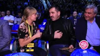 Острый репортаж с Аллой Михеевой Бокс Бой Кличко — Поветкин