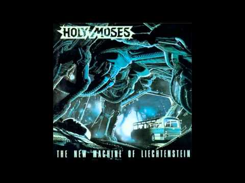 Holy Moses - Lost In The Maze