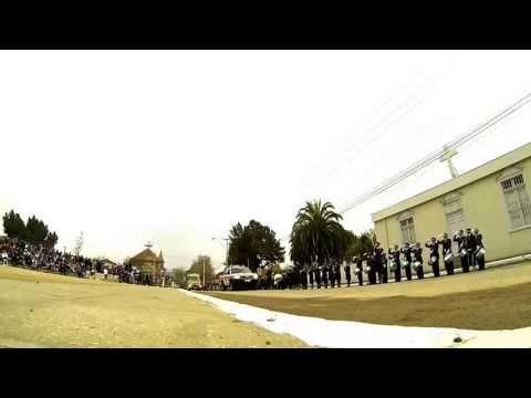 Desfile Glorias Navales 2013