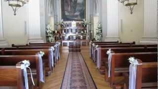 Flores Iglesia Bodas Zaragoza www.elrincondelasflores.com