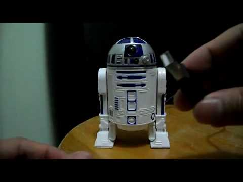 R2-D2 USB Humidifier.avi