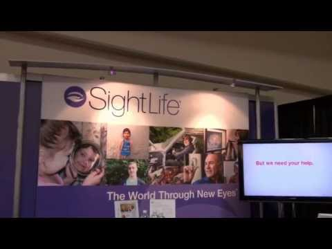 OJO SightLife.org Eyejobsguy Ophthalmology Jobs Online ASCRS 2013