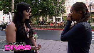 Paige meets her biggest fan: Total Divas, July 14, 2015