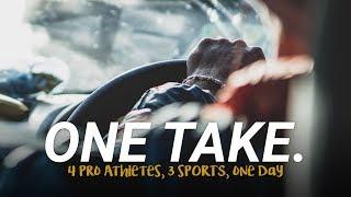 ONE TAKE. (Short Film) // Sony a6500 // DJI // GoPro